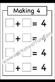 addition u2013 missing addend free printable worksheets u2013 worksheetfun