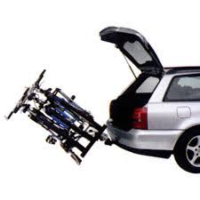 porta bici da auto portabici da gancio traino thule rideon 9503 portabici speedup
