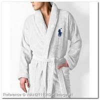robe de chambre ralph peignoir bain homme ralph