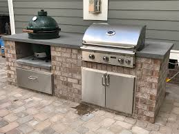 Outdoor Kitchen Furniture - outdoor kitchens u2014 charlotte grill company
