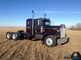 heavy duty kenworth trucks for sale 1979 kenworth w900a for sale in billings mt by dealer