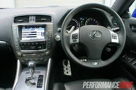 toyota mark x vs lexus is 250 2012 lexus is 350 f sport review performancedrive
