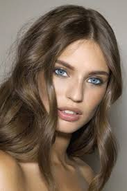 hairstyles for brown hair and blue eyes awesome brown hair color new haircut coloring for people with and