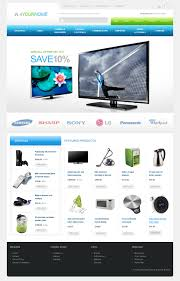 Appliances For Home Opencart Template 41888
