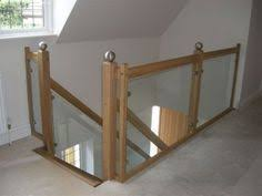 Landing Banister This Modern Staircase Is Both Natural And Industrial Mixing