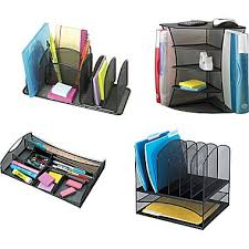 desk organizers staples