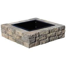 Burning Pit Of Fire - tips outdoor fire pit kits wood burning fire pit kit stone