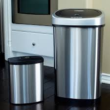 Small Bathroom Trash Can Furniture Fascinating 20 Gallon Trash Can For Home Furniture