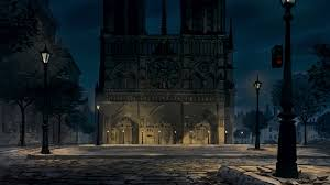 aristocats pont notre dame disney screen caps