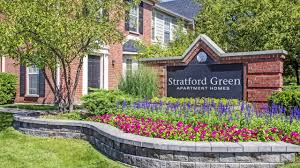 Bloomingdale Illinois Map by Stratford Green Apartment Homes For Rent In Bloomingdale Il