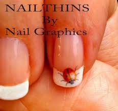30 lady bugs nail decal nail art nail design lucky ladybug spring
