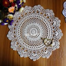 Crochet For Home Decor by Compare Prices On Crochet Lace Doily Online Shopping Buy Low