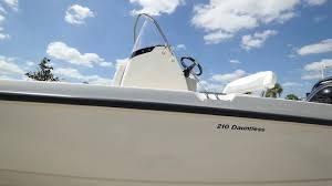 2016 boston whaler 210 dauntless boat for sale at marinemax fort