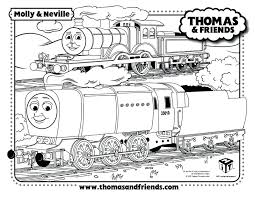 tank engine coloring pages friends christmas train pictures lionel