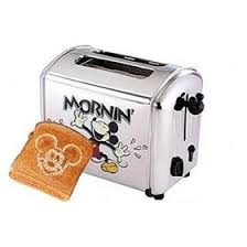 mickey mouse kitchen appliances mickey mouse toaster make your morning a mickey mouse day