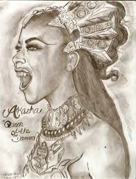 queen of the damned by mrsj91 on deviantart a a l i y a h