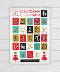 christmas advent calendar christmas calendar countdown from sam osborne printable advent