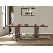 rectangle counter height dining table jennings wood rectangular counter height dining table only in