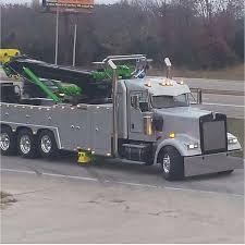 semitrckn u2014 kenworth custom w900l rotator wrecker tow truck