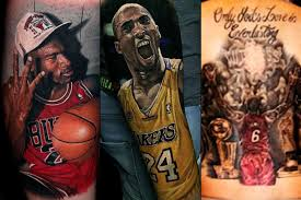 people with nba player tattoos hoopshype