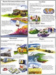 5 themes of geography lesson 39 best 5 themes geography images on pinterest history education