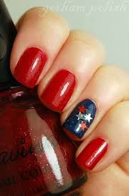4th of july nail polish u0026 nail art ideas for you to try