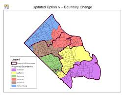 Williamsburg Maps And Orientation Williamsburg Virginia by Staff Recommendation For Middle Boundary Change Nov 8
