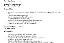 Sample Resume For Dishwasher by Kitchen Manager Resume Utility Worker Cover Letter Funeral