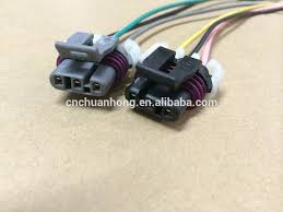 gm 3pin automotive connector wiring harness socket adapter 15cm