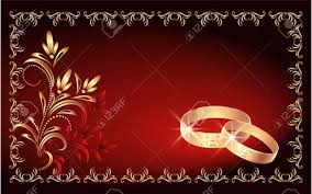 card with wedding ring royalty free cliparts vectors and stock