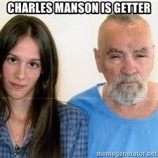 Charles Manson Meme - charles manson getting married meme generator