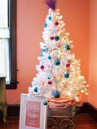 small white christmas tree modern furniture artificial christmas trees 2014 ideas from hgtv
