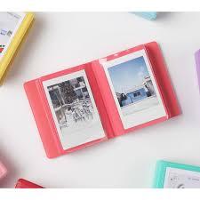 small photo album 2nul instax mini polaroid small photo album fallindesign