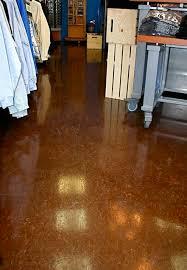 store floor retail flooring painter portland wilsonville