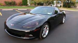2007 chevrolet corvette coupe 2007 chevrolet corvette coupe for sale black on black 6 speed