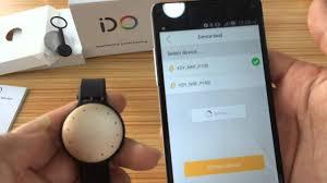 bracelet iphone sleep images Ido 001 android ios smart bracelet wristband activity sleep jpg