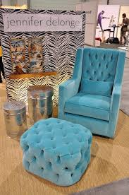 navy blue chair and ottoman fashionable blue chair with ottoman cobalt blue leather match accent