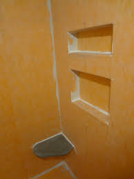 Schluter Corner Bench Floating Marble Shower Seat Kitchens U0026 Baths Contractor Talk