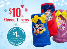 the disney store personalized blankets 11 southern savers