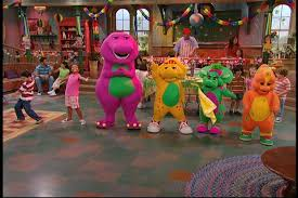 Barney And The Backyard Gang A Day At The Beach Celebrating Around The World Barney Wiki Fandom Powered By Wikia