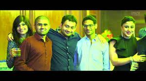 akhil u0026 amala cocktail party youtube