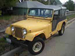 cj jeep yellow 1975 cj 6 chicago il sold ewillys