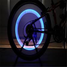 2 pieces led flash tyre wheel valve cap lights for car bike bicycle