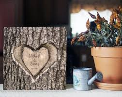 wedding gift etsy wood wedding gift etsy