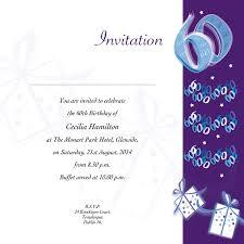 occasion card 60 2i 60th birthday wedding invitations