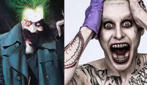 jared leto got advice from grant morrison on playing the joker in