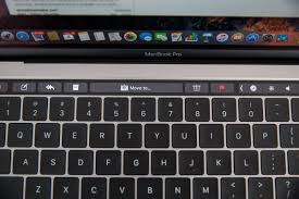 apple u0027s macbook pro with touch bar is simply superb