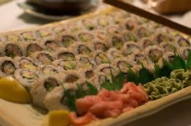 cuisines com sushi tray creative cuisines