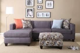 charcoal gray sectional sofa foter