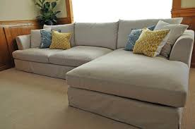 endearing chaise couch cover with chaise custom made sectional